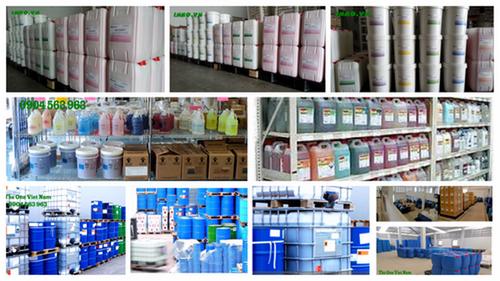 Hóa chất tẩy rửa chuyên nghiệp Korea