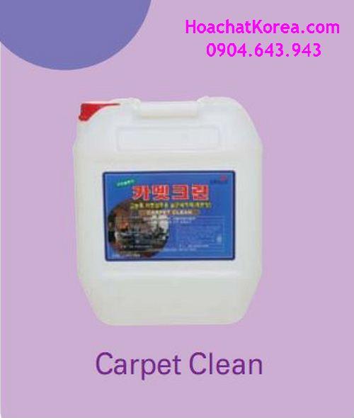 Hóa chất giặt thảm CARPET CLEAN