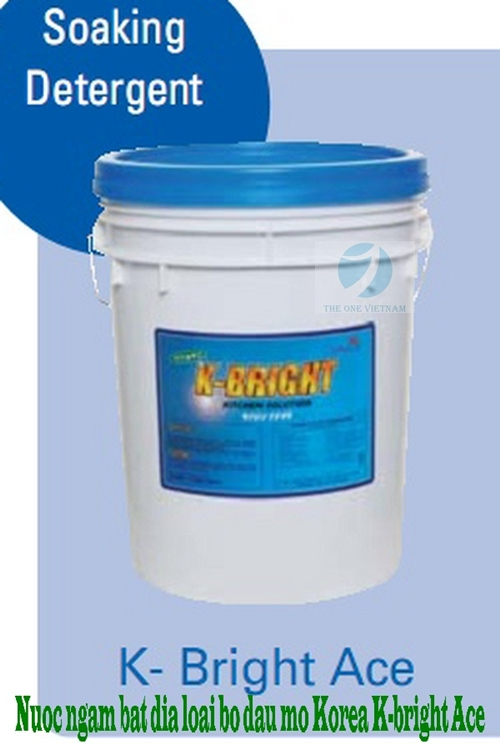 Soaking Detergen K-BRIGHT ACE
