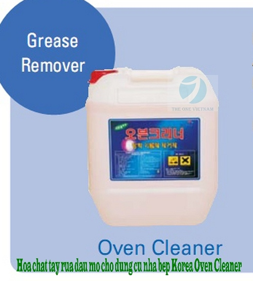 Grease Remover – OVEN CLEANER