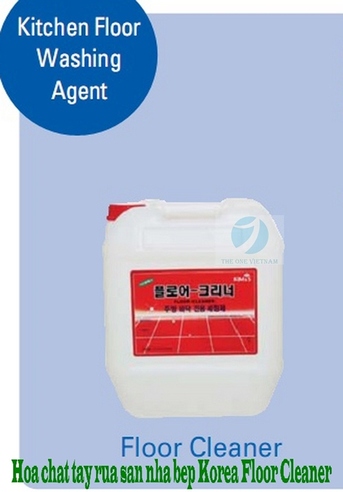 Kitchen Floor Washing Agent – FLOOR CLEANER