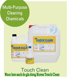Multi-Purpose Cleaning Chemicals – TOUCH CLEAN