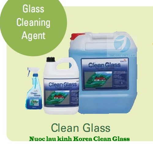 Glass Cleaning Agent - CLEAN GLASS