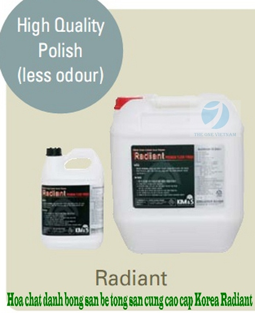 High Quality Polish (less odour) RADIANT