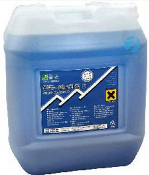 Anti-static cleaning detergent CENTRIUM D PLUS