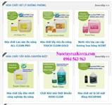 Phân phối Nước Tẩy Rửa Vệ Sinh Làm Sạch Hàn Quốc