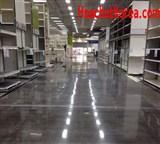 Hóa chất phủ bóng sàn bê tông: EWAX - RADIANT.