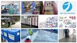 Hóa chất vệ sinh tẩy rửa công nghiệp