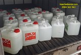Các loại hoá chất dùng trong vệ sinh công nghiệp